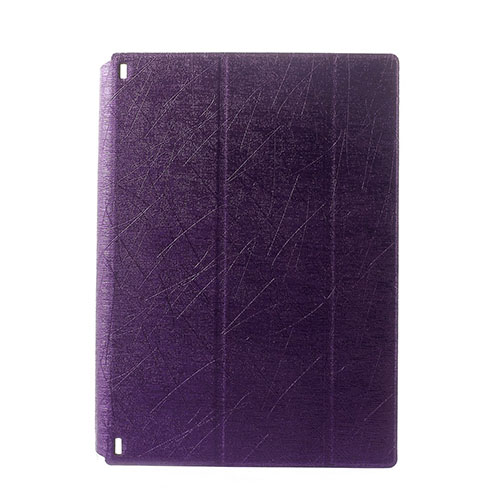 Hazel Lines Lenovo Yoga Tablet 2 10.1 Stativ Fodral – Lila