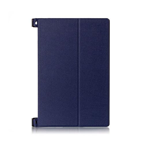 Bi-Fold (Mörkblå) Lenovo Yoga Tablet 2 10.1 Fodral