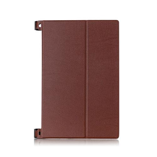 Bi-Fold (Brun) Lenovo Yoga Tablet 2 10.1 Fodral