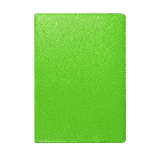 Jessen Lenovo Tab 2 A10-70 Läderfodral med Roterande Stativ – Grön