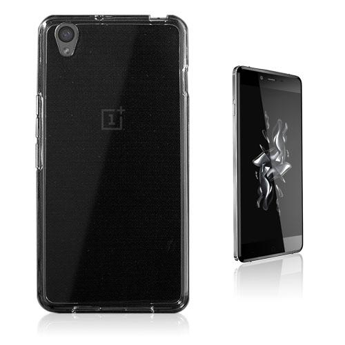 Thomsen Ultrathin OnePlus X Mjukt TPU-skal – Genomskinlig