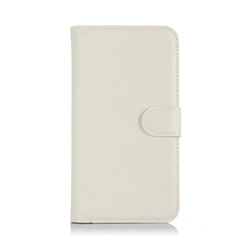 Lindgren OnePlus X Plånbok Läderfodral – Vit