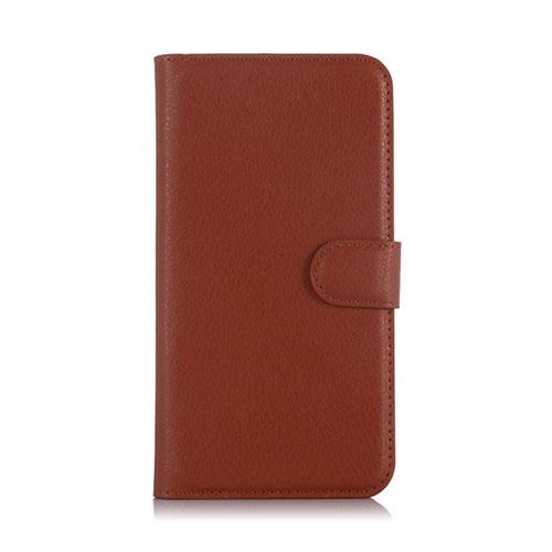 Lindgren OnePlus X Plånbok Läderfodral – Brun