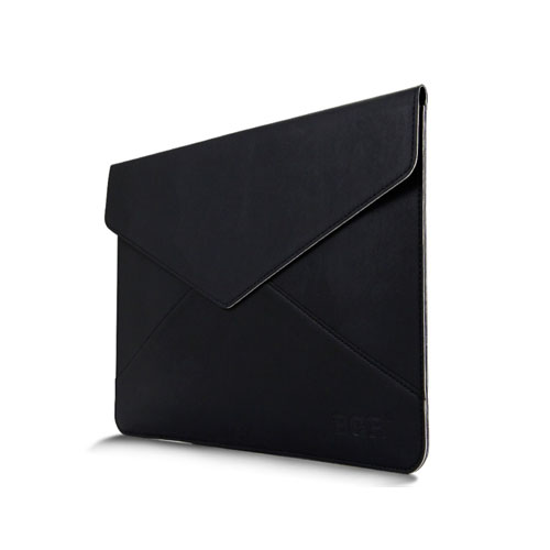 Leather Bag For 11.6 Inch Laptops – Black