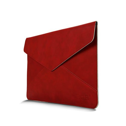 Leather Bag For 11.6 Inch Laptops – Red
