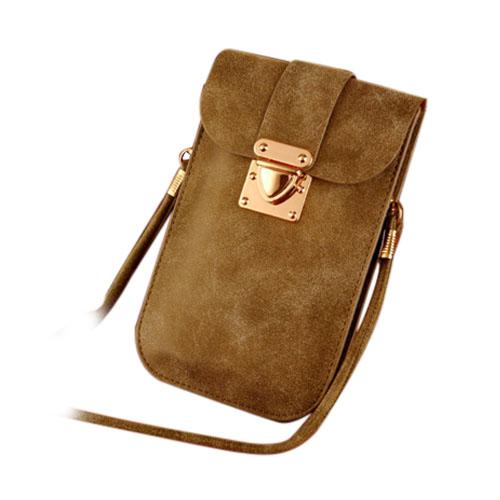 Väska till Smartphones Inom 5.5 Inches – Grön