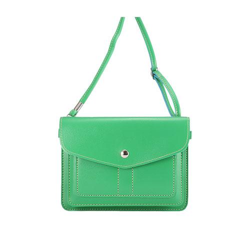 Väska med Flera Fack för Smartphones – Grön
