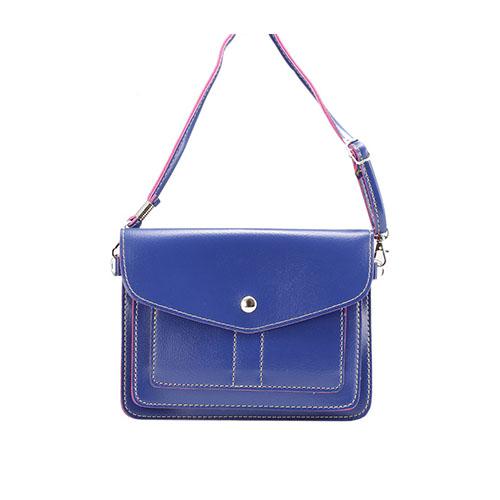 Väska med Flera Fack för Smartphones – Blå