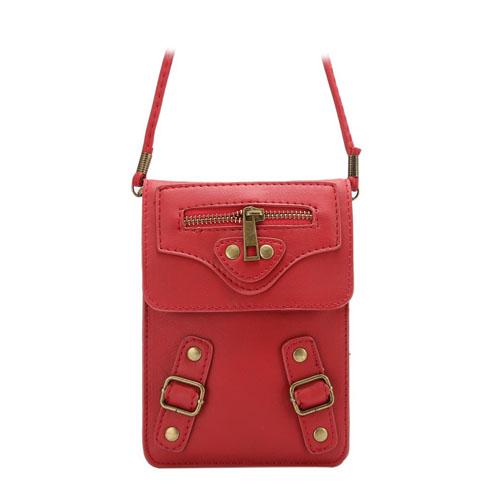 Väska till Smartphones – Röd