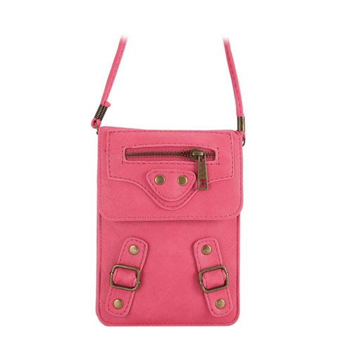 Väska till Smartphones – Rosa