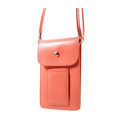 Väska till 5.5 tums Smartphones – Rosa
