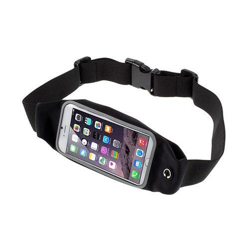 Midjebälte till 5.5 tums Smartphones – Svart