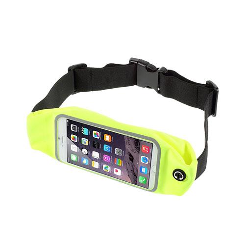 Midjebälte till 5.5 tums Smartphones – Grön