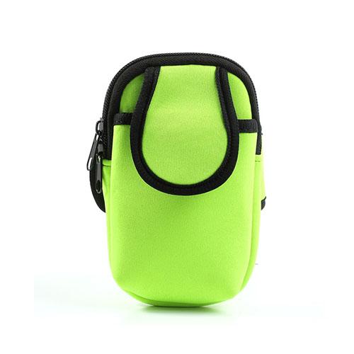 Workout (Grön) Träningsarmband för Smartphones