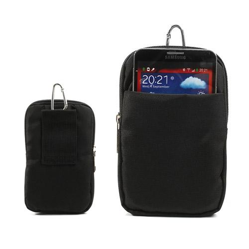 Hiking-Påse för Smartphones (Svart) 16x10cm