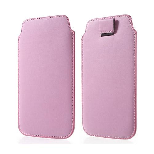 Universal Pull-up Påse till Smartphone 14.5 X 8cm – Rosa