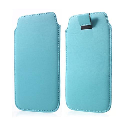 Universal Pull-up Påse till Smartphone 14.5 X 8cm – Blå