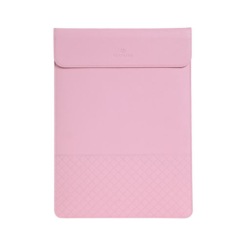 GEARMAX Kuvert Stil Slim fodral för Apple MacBook 11,6″ – Rosa