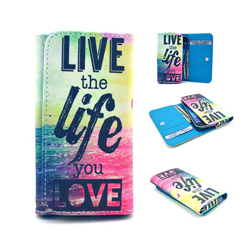 "Johnson Väska till 4.5-5.2"" Smartphones Storlek: 13,8 x 7 x 1,5 cm – Live the Life you Love"