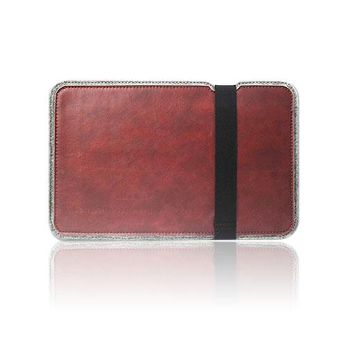 "J.M.SHOW Väska till 9,7"" Tablets Storlek: 29,2 x 19,8cm – Röd"