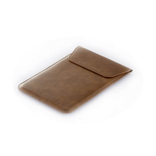 J.M.SHOW Vertical Leather Sleeve for Medium Sized Tablets