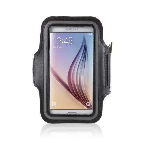 Running Löparmband till Smartphones – Storlek 14.6 x 7.3cm – Svart