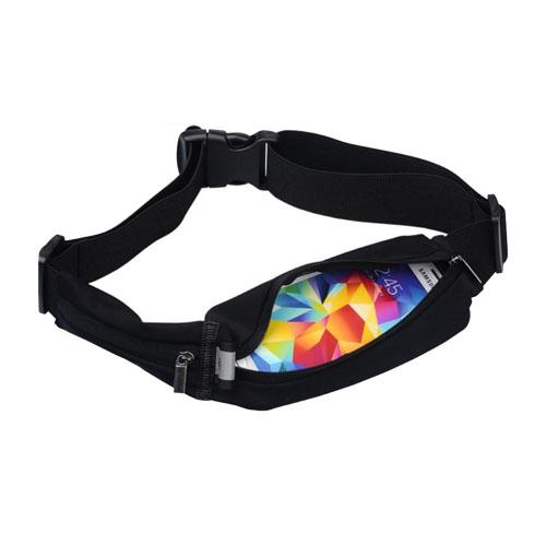 Baseus Vattentät Multifunctional Sport Midje väska till Smartphone – Svart