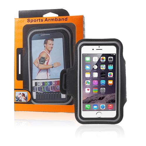 "Sportarmband till 5.5-5.7"" Smartphones – Svart"