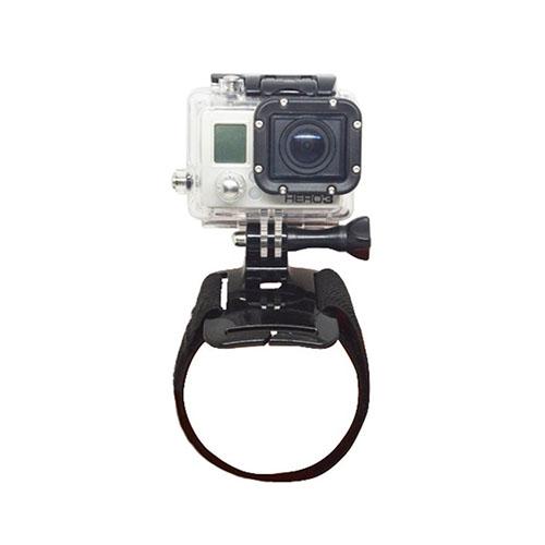 Kardborrband Handleds Fäste för GoPro
