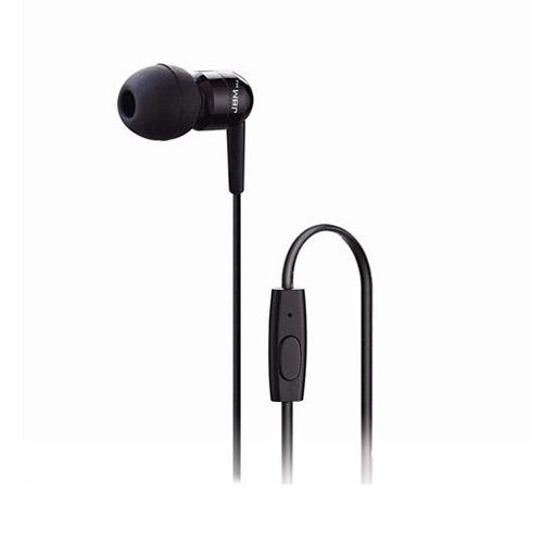 JBM MJ-A8 (Svart) Brusreducerande Hörlurar med Mikrofon