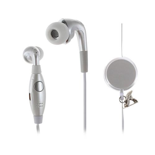 U-Feeling U90i In-ear Hörlurar med Mikrofon till Smartphones – Vit