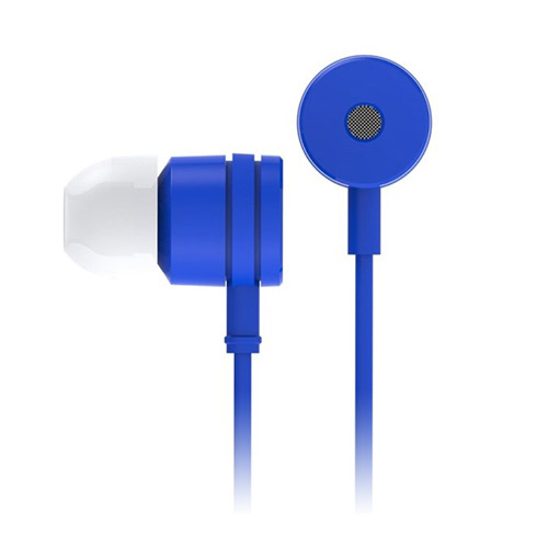 Xiaomi Earphone med Mikrofon och Kontroll till Smarttelefons – Blå