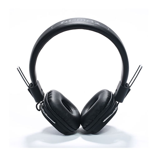 REMAX RM-100H Universell Stereo Hörlurar – Svart