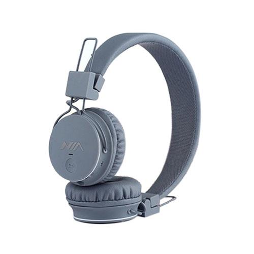 NIA X2 Bluetooth Hörlurar – Grå