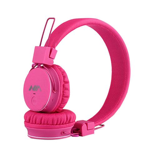 NIA X2 Bluetooth Hörlurar – Varm Rosa