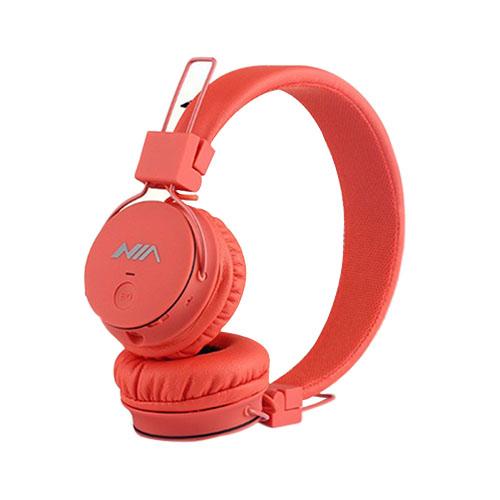 NIA X2 Bluetooth Hörlurar – Orange