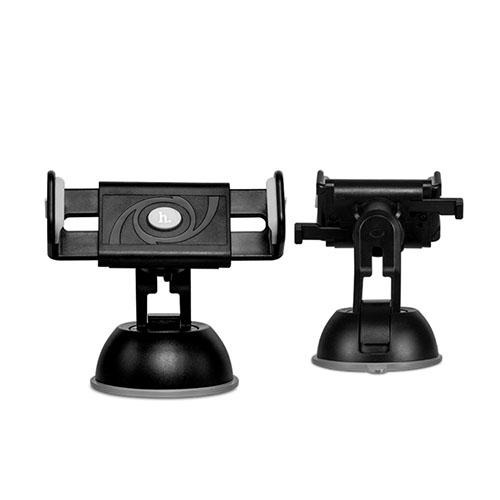 """HOCO CPH17 Bilhållare till 5.1-5.5"""" Smartphones – Grå"""