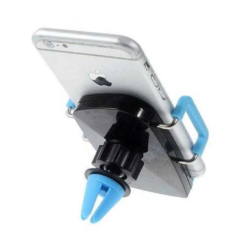 Gblue EX13 Bil Luftventilation Hållare för Smartphones – Blå