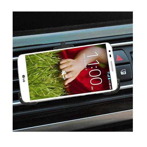Bilhållare Stil 4 för LG G2 (Svart)