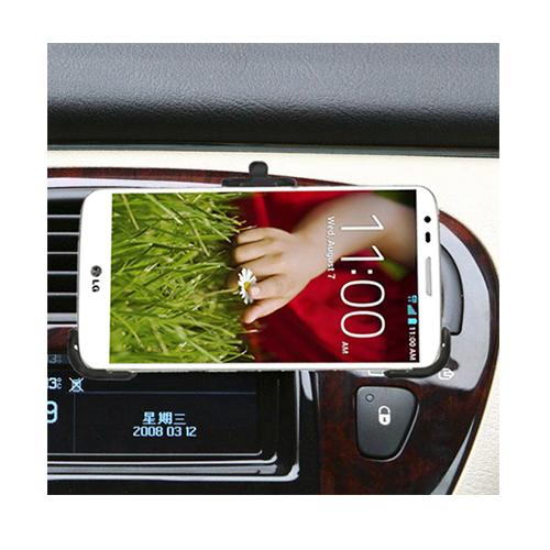 Bilhållare Stil 5 för LG G2 (Svart)