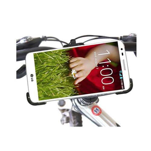 Cykelhållare för LG G2 (Svart)