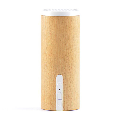ZVE (Raw Wood) Bluetooth-Högtalare