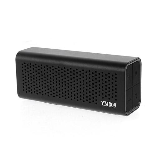 YM-308 Bluetooth Högtalare med Mikrofon – Svart