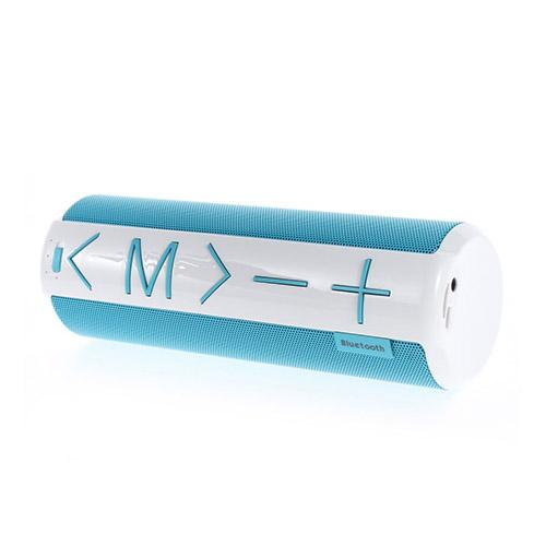 YM-C06 Bluetooth Högtalare med Mikrofon och Aux-input – Blå