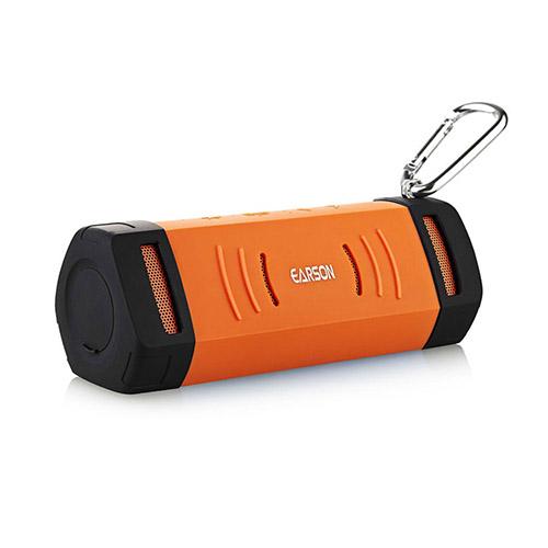 EARSON NER-160 Mammoth Vattentät Bluetooth Högtalare – Orange