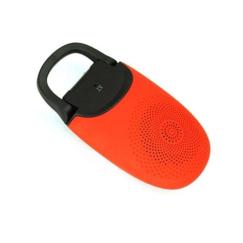 A7 (Röd) 2 in 1 Bluetooth-Högtalare + Kamera-Fjärrkontroll