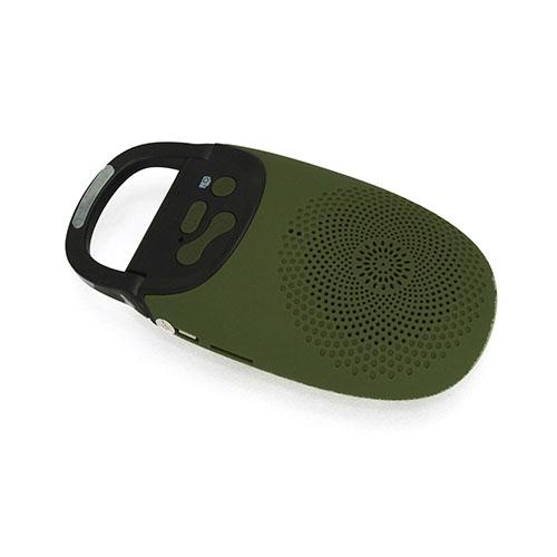 A7 (Armégrön) 2 in 1 Bluetooth-Högtalare + Kamera-Fjärrkontroll