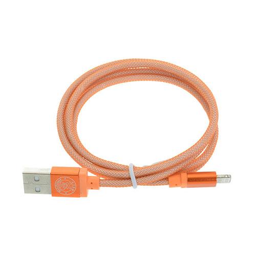 1m Nätad Micro USB-kabel – Orange