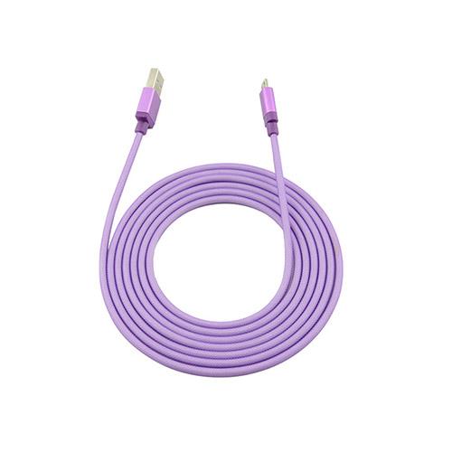 ROMIX 1m Micro USB 3.0 Kabel till Android Enheter – Lila