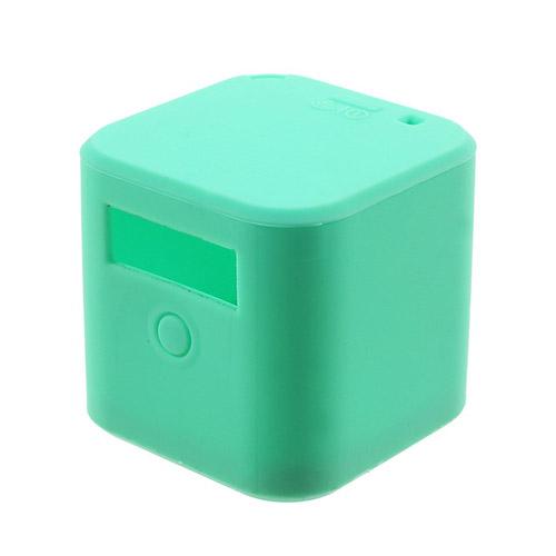 Mjuk Silikon Skal till GoPro Hero 4 Session – Grön